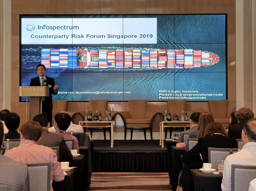 Infospectrum Singapore Counterparty Risk Forum 2019