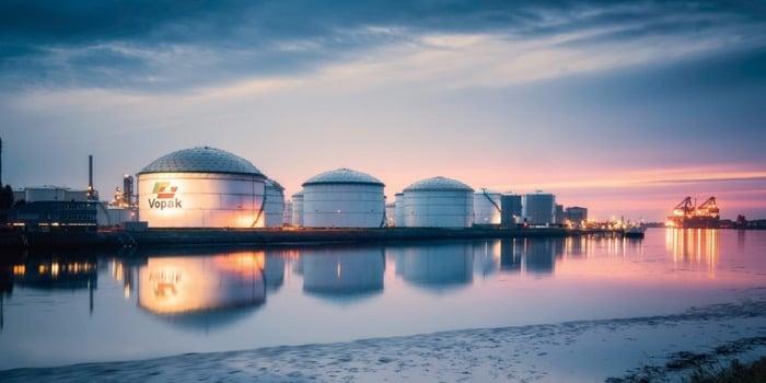 Vopak Terminal Oil Storage
