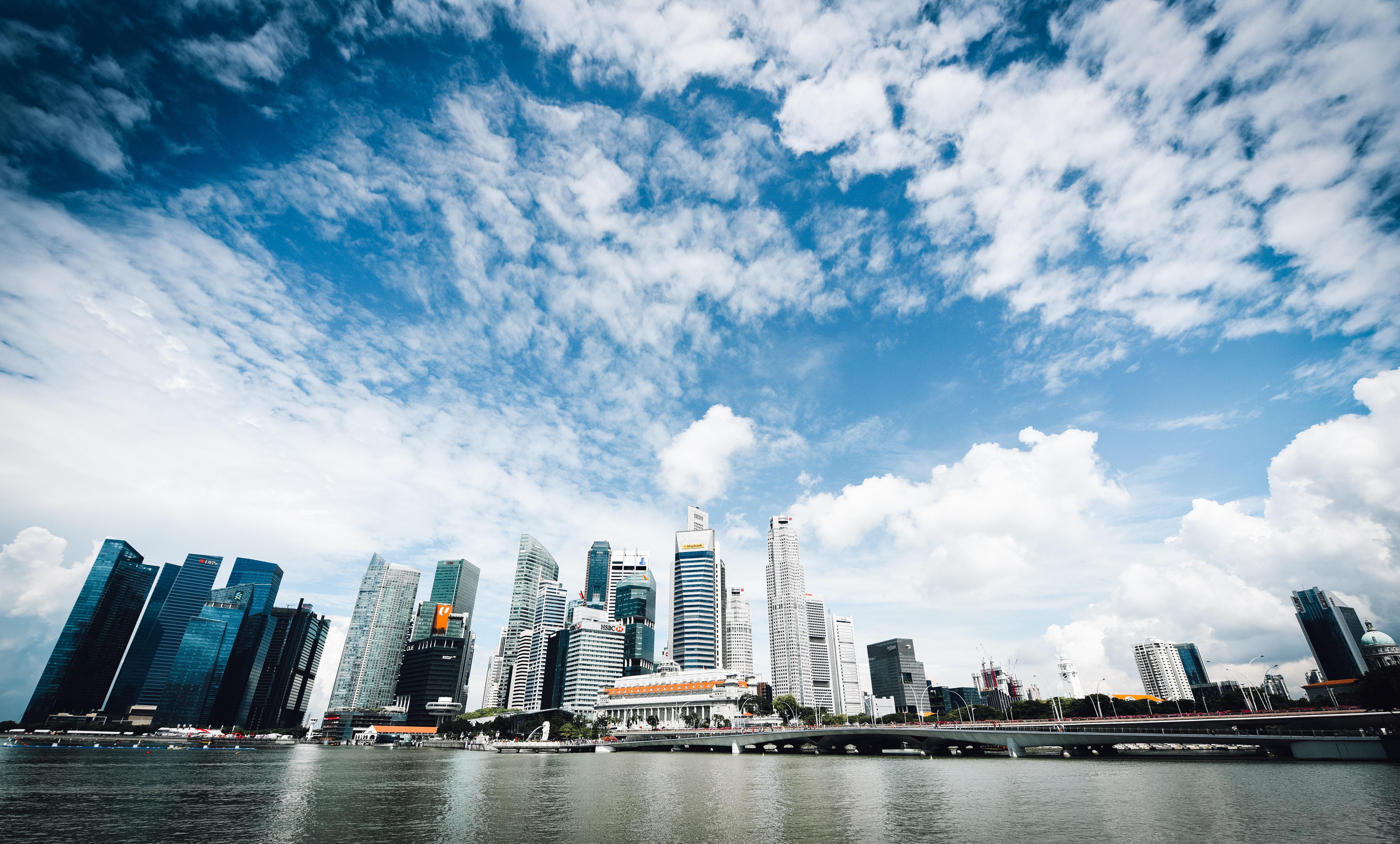 Singapore Counterparty Forum Infospectrum